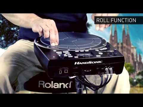 Roland HPD-20: Digital Hand Percussion Percussione elettronica Scavino Musica Torino