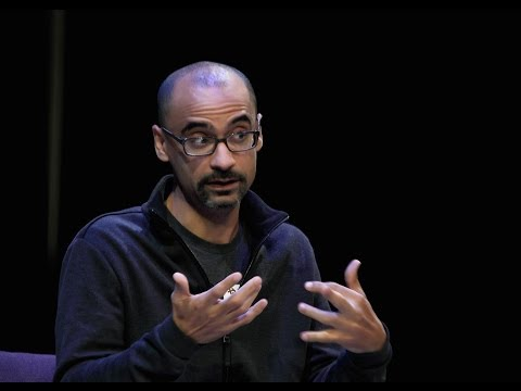 Junot Díaz: Immigrants, Masculinity, Nerds, & Art