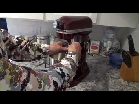Repeat Kitchen Aid Pro 600 6 Qt Stand Mixer Unboxing By Lala Bad