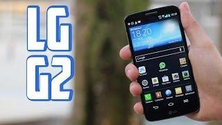 LG G2 Review en Español