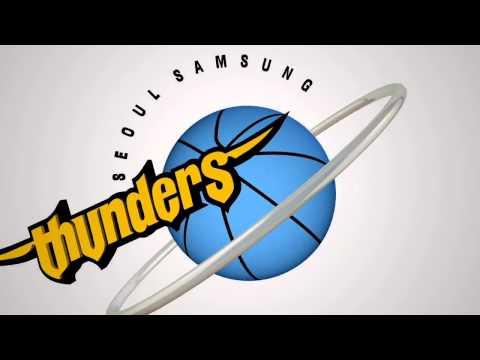 Samsung Thunders logo