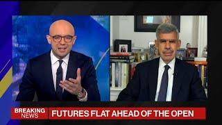 Central Banks in Lose-Lose Situation: El-Erian