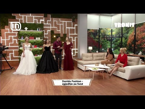 Danida Fashion në Trokit 12/10/2018 | IN TV Albania