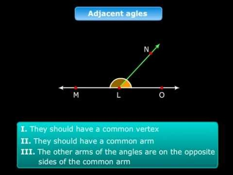 Adjacent Angles – CBSE Class 7 Maths – Chapter Lines and Angles Solutions (Meritnation.com)