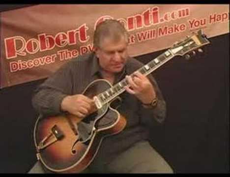 Barker 7 String Jazz Guitar