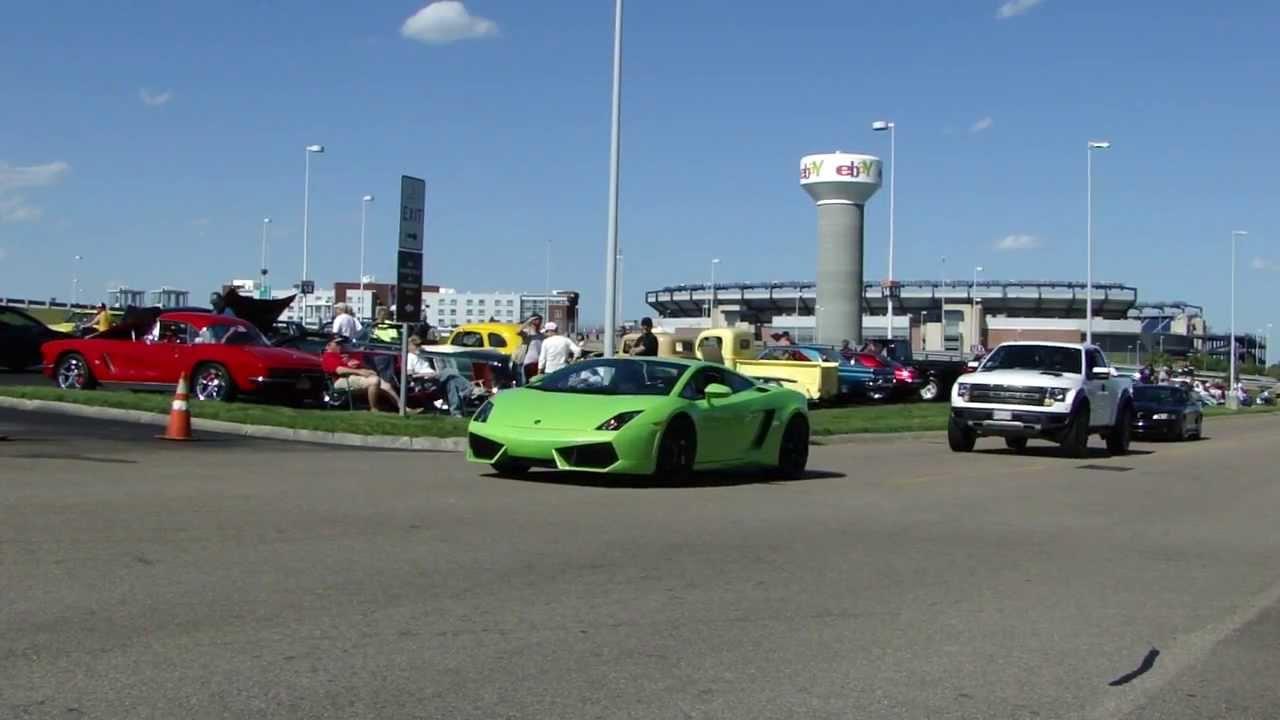 car show coolest cars ma ri bass pro shop shops - YouTube