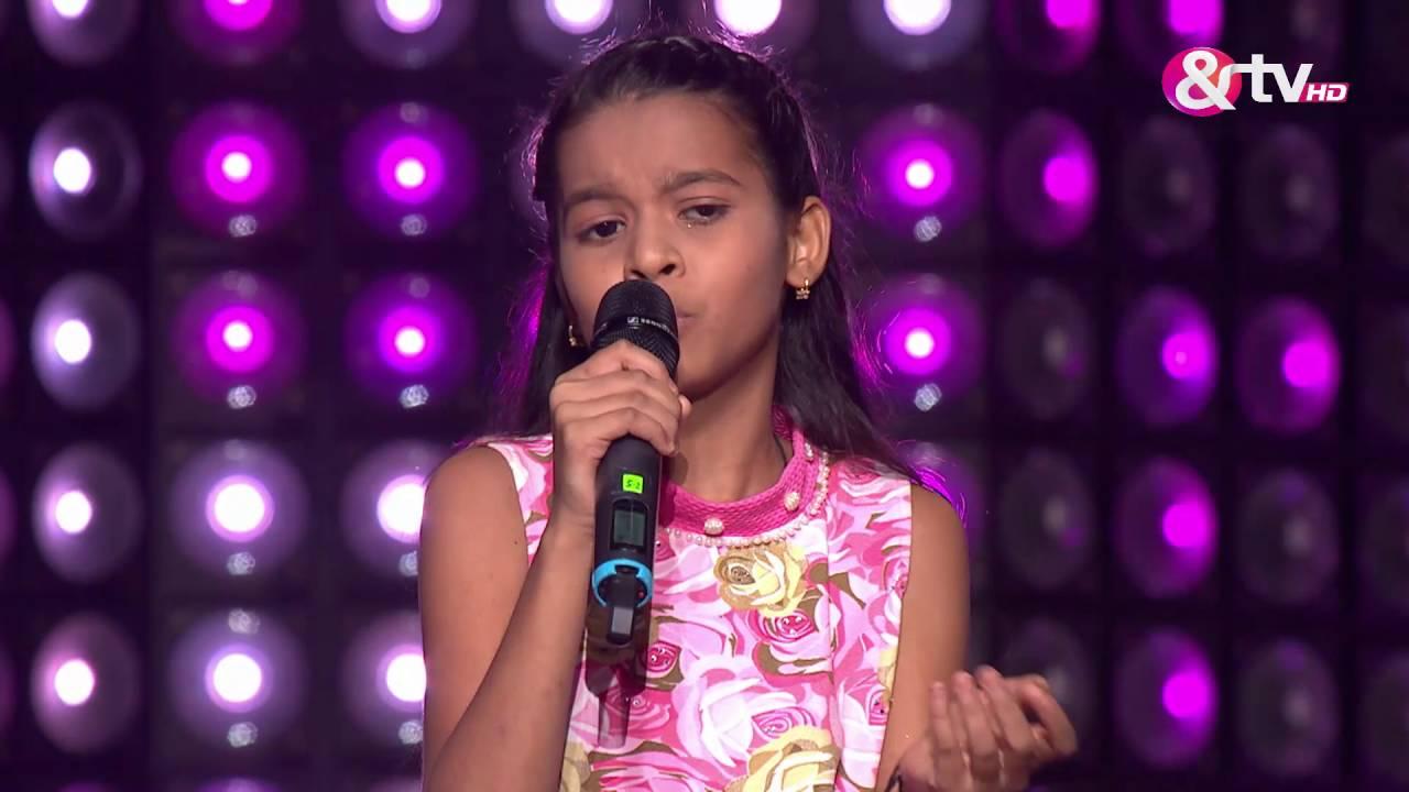 Anshika Chonkar - Blind Audition - Episode 6 - August 07 ...