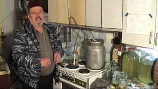 видео как приготовить самогон