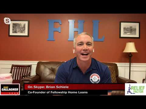 Co-Founder of Fellowship Home Loans Brian Schiele on mortgage rates dropping to record low levels