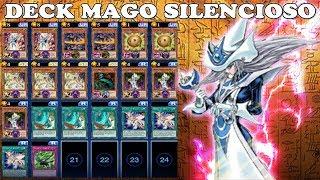 NOVO DECK MAGO SILENCIOSO PODE ENTRAR NO META Yu