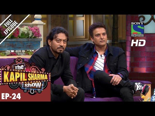 The Kapil Sharma Show - दी कपिल शर्मा शो–Ep-24-Madaari Ka Khel–10th July 2016