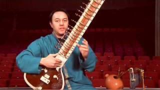 Jonathan Mayer - Sitar Player