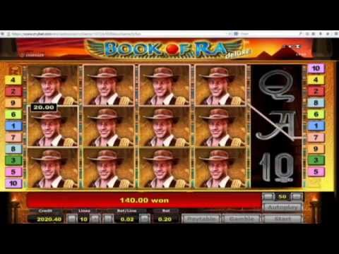 online casino trick book of ra gaminator