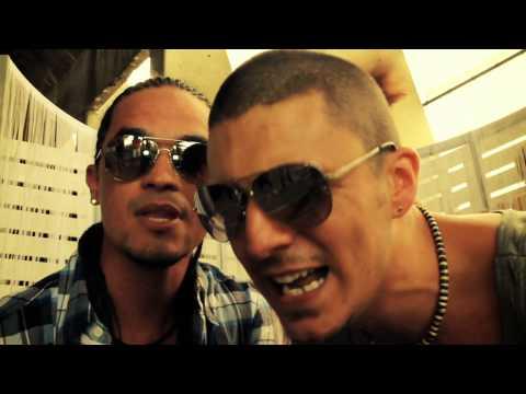 Robert Abigail & Dj Rebel feat M.O. - Meneando (official music video HD)