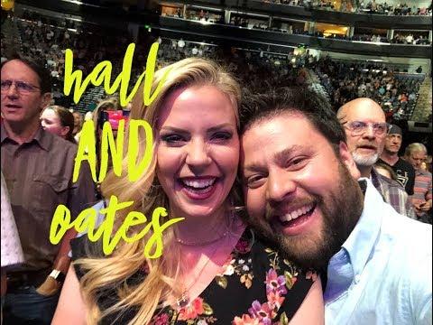 Hall And Oates Concert Plus Bingham BBQ