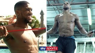 Anthony Joshua's training camp REVEALED! ⚠️ | Behind The Ropes | Joshua vs Ruiz