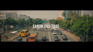 Canon EOS 700D Video Test