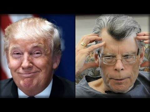 STEPHEN KING BANS TRUMP FROM HIS MOVIES, INSTANTLY GETS SURPRISE BAN HE DIDN'T EXPECT