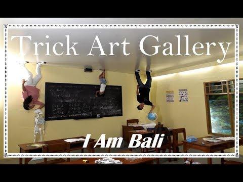 I AM BALI 3D Interactive Museum ( Trick Art Gallery ), Renon, Denpasar ~ Tempat Wisata Baru