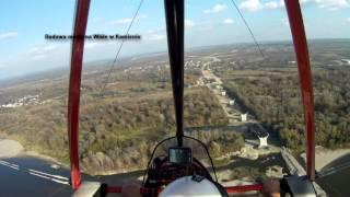 Opole Lubelskie ...z lotu ptaka 2013 [Motolotnia]