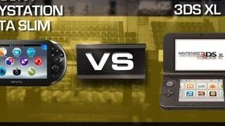 Sony PS Vita Slim vs Nintendo 3DS XL