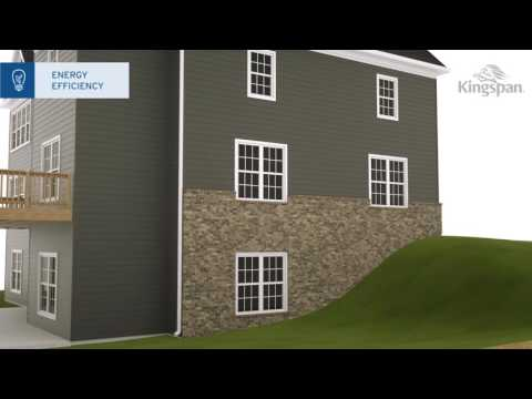 Kingspan GreenGuard® 3D Residential Energy Efficiency Video