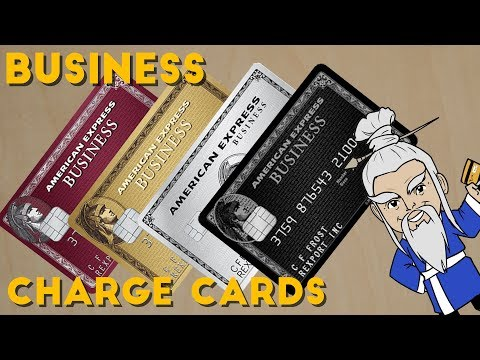 Which AMEX BUSINESS CHARGE CARD Is Right For You?