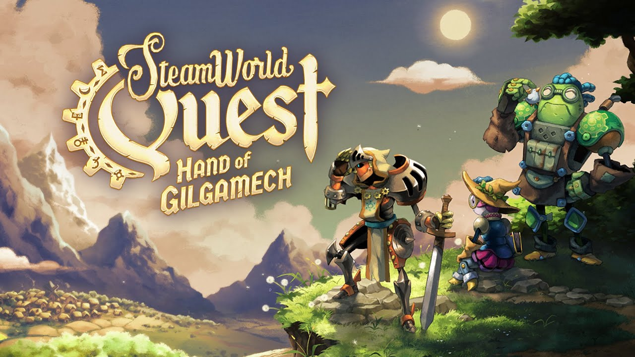 Deck-building RPG SteamWorld Quest headlines Switch indies