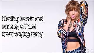 Taylor Swift - ...Ready For It? (Lyrics)