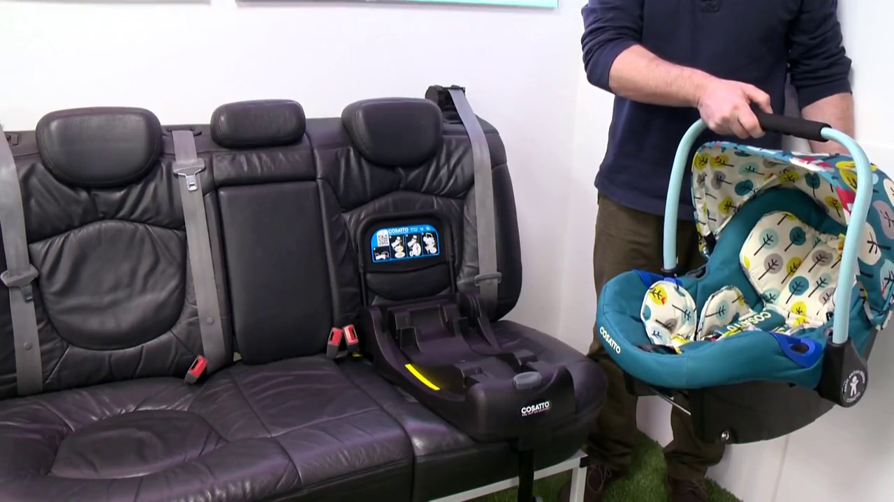 Cosatto Port Group 0+ Infant Car Seat