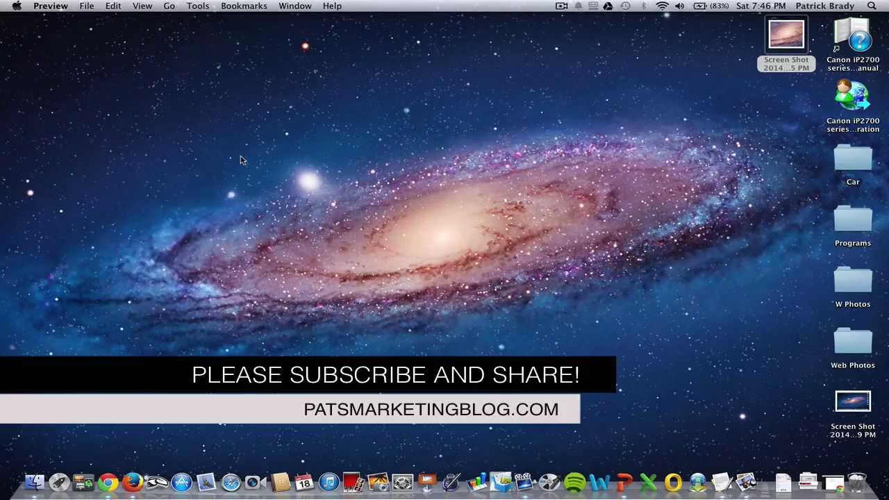 How To Take A Screenshot On A Mac  Mac Screenshot Shortcut