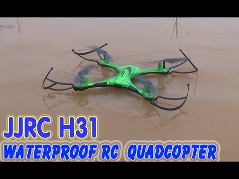 [Unboxing - Test] JJRC H31 Waterproof RC Quadcopter