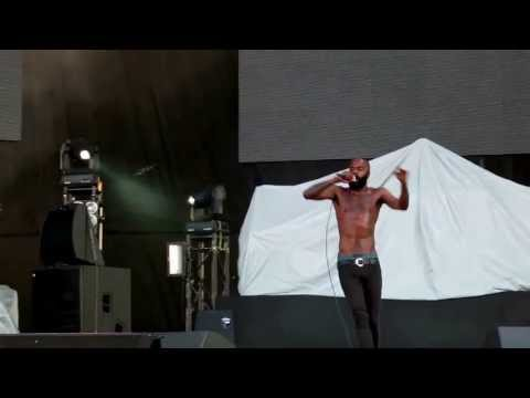"Death Grips ""Get Got"" @ Ottawa Bluesfest 2013-07-13"
