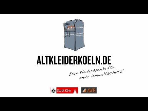 Altkleidersammlung Köln