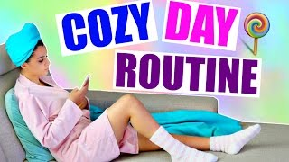 COZY DAY ROUTINE HERBST 2016 | 💕 RELAX & BEAUTY TAG | KINDOFROSY