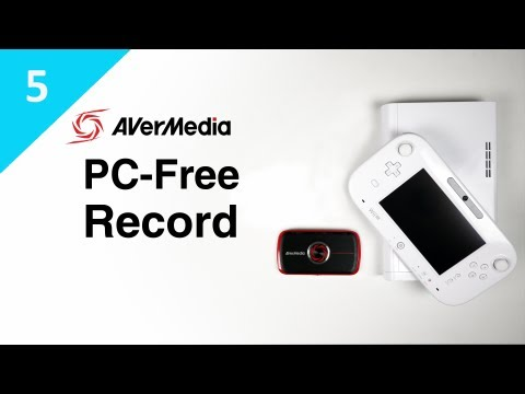 Record Wii U Gameplays With Avermedia Lgp Live Gamer