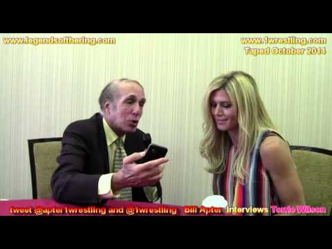 STILL AMAZINGLY ALLURING: TORRIE WILSON @THE APTER CHAT
