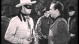The Lone Ranger THE MASKED RIDER (Episode 14)