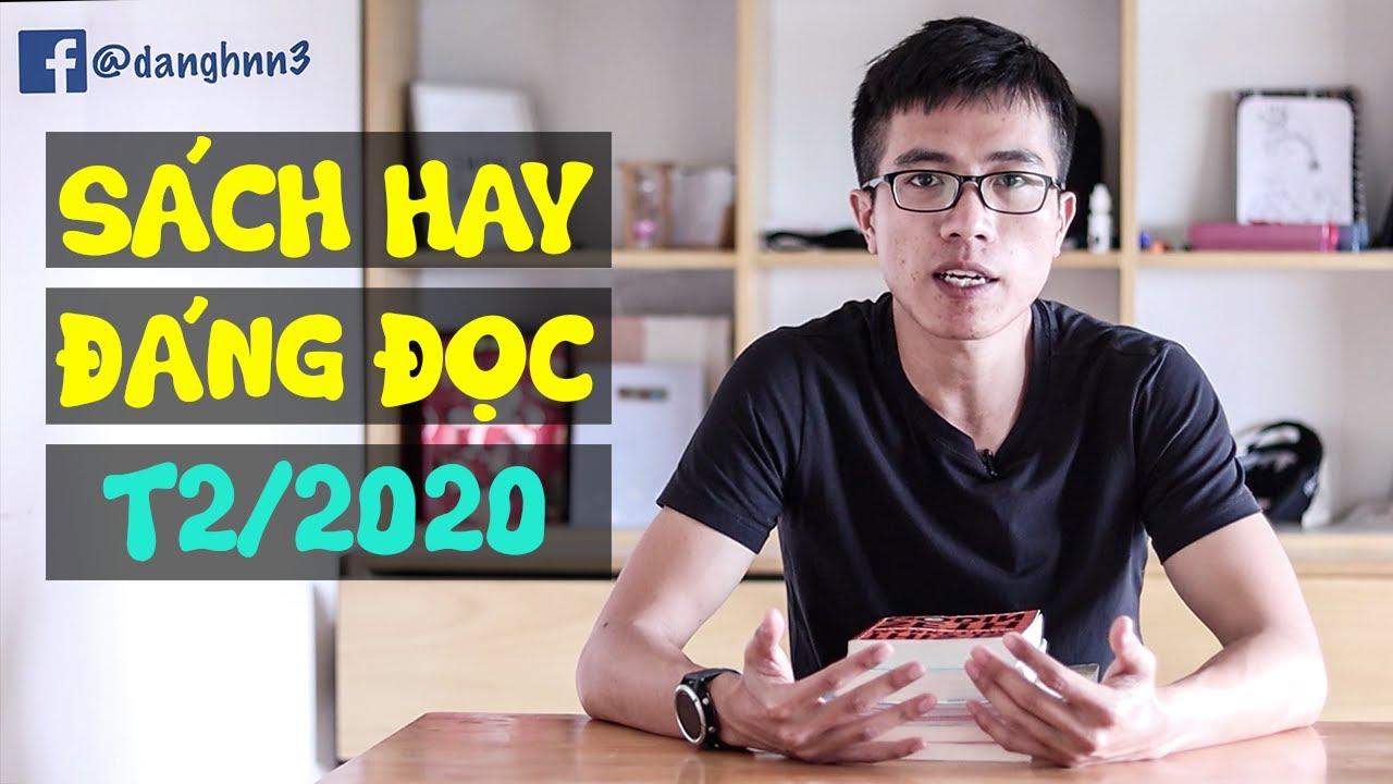 TOP 5 CUỐN SÁCH HAY ĐÁNG ĐỌC VỀ TÀI CHÍNH, KINH DOANH VÀ PHÁT TRIỂN CÁ NHÂN T2/2020