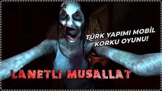 KORKUNÇ TEYZE BİZİ KOVALIYOR! | Lanetli Musallat (Türk Yapımı Korku Oyunu)