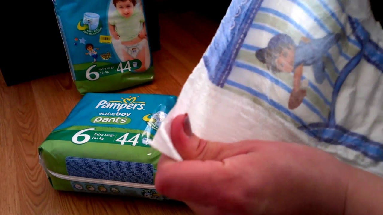 pampers pants erfahrung