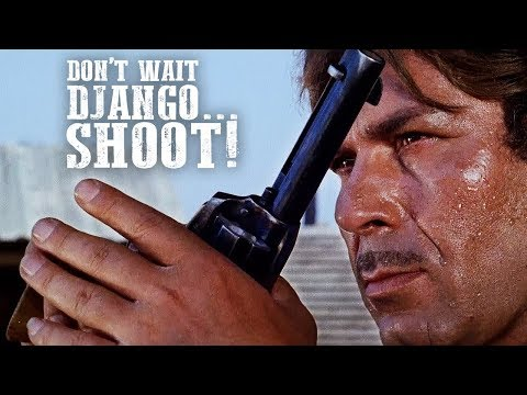 Don't Wait, Django... Shoot! | WESTERN Action Movie | Full Length | Free Spaghetti Western | English