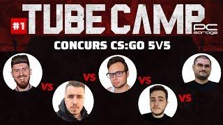 TubeCamp CS:GO LIVE