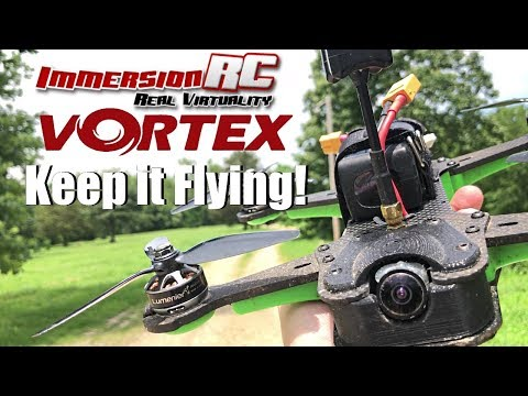 Keep Your Vortex 250 Pro Flying! (Classic Review)