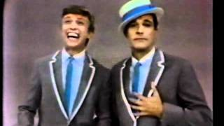 Tommy Steele and Gene Kelly: