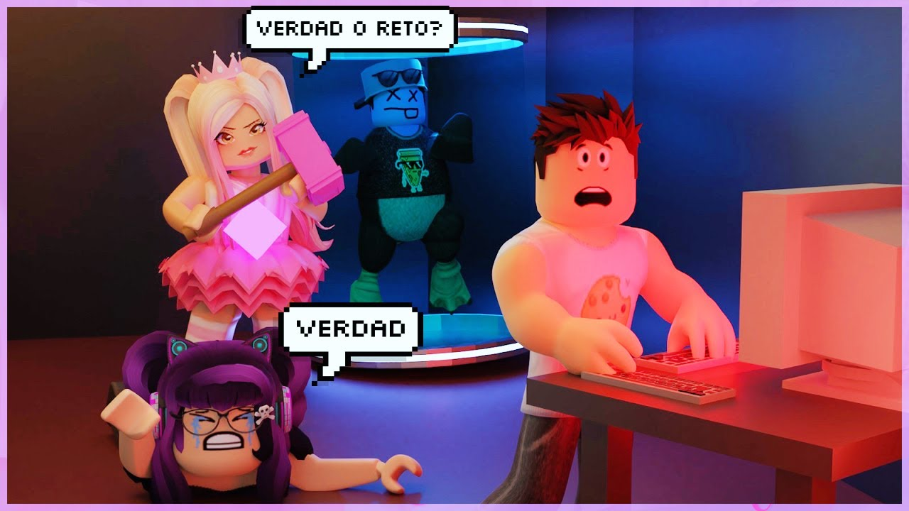 ¡JUGAMOS VERDAD O RETO EN FLEE THE FACILITY! 😱 ft. #TEAMGRITÓN