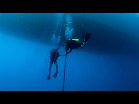 Navy Medical Deep Sea Diving Technician – DMT