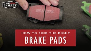 How To Identify What Type Of Brake Pads You Need