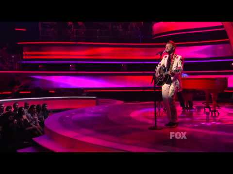 HD Paul McDonald  All performances in Finals  American Idol 2011