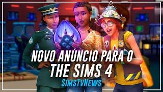 ⚠️ 👽 LANÇAMENTO DO TRAILER THE SIMS 4 STRANGERVILLE  | SimsTvNews